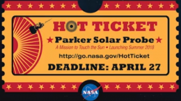 NASA Hot Ticket