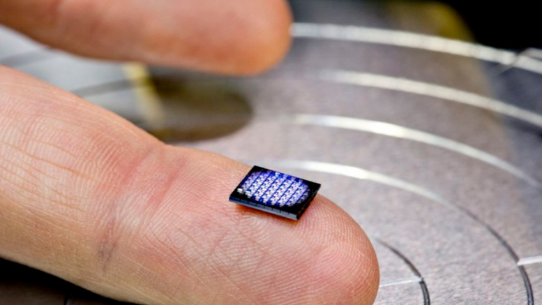 Tiny IBM computer