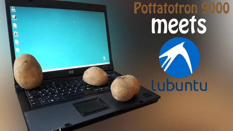 Potatotron 9000