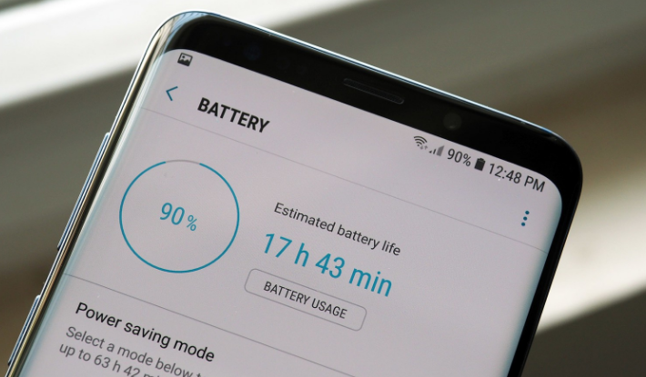 S9 battery - Image credit: androidcentral.com