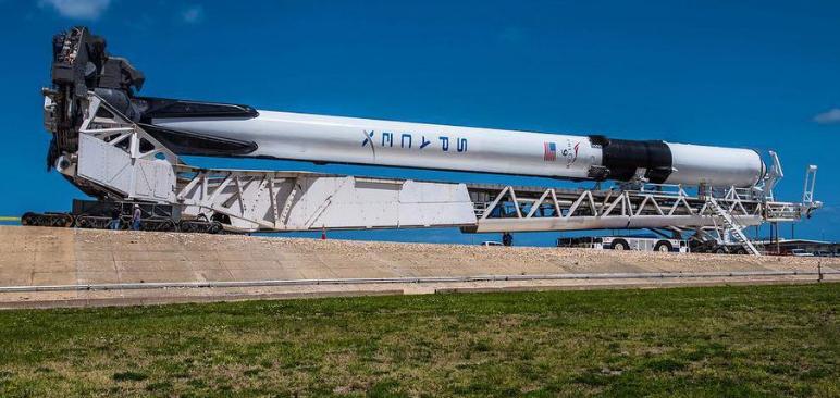 SpaceX block 5