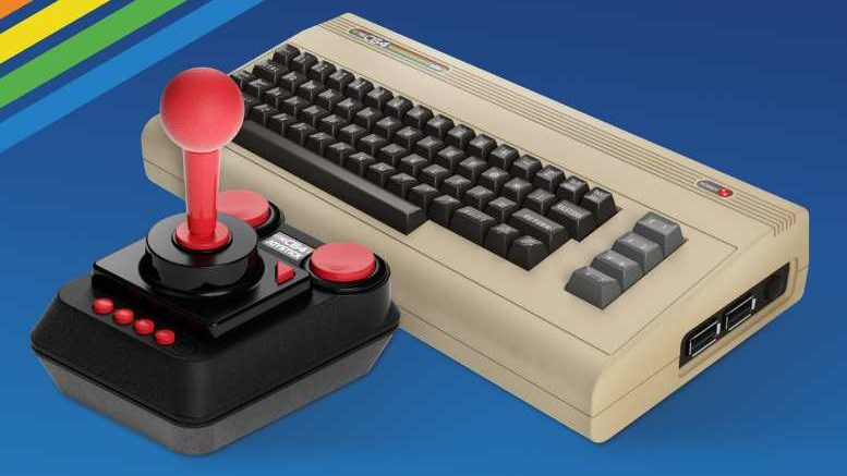 C64 Mini arrives in October | TechPathy