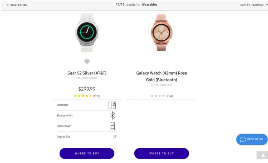 Samsung accidentally leaks Rose Gold Galaxy Watch | TechPathy